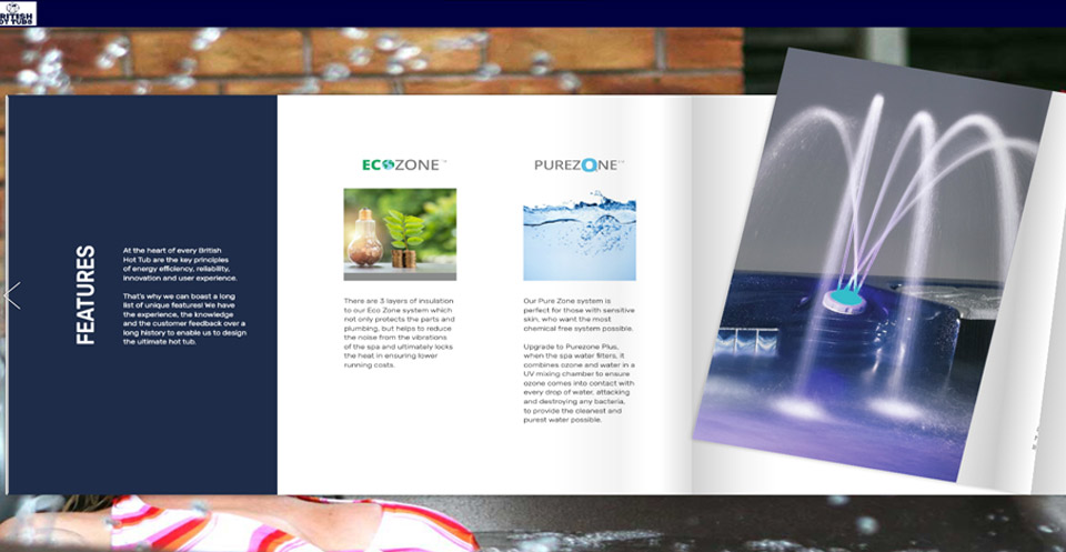 Hot Tub & Swim Spa Buyers Guide Brochures
