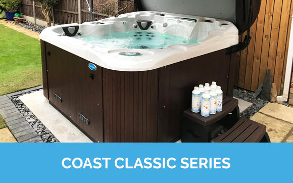 Coast Classic Series Hot Tubs