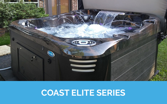 Coast Elite Series Hot Tubs