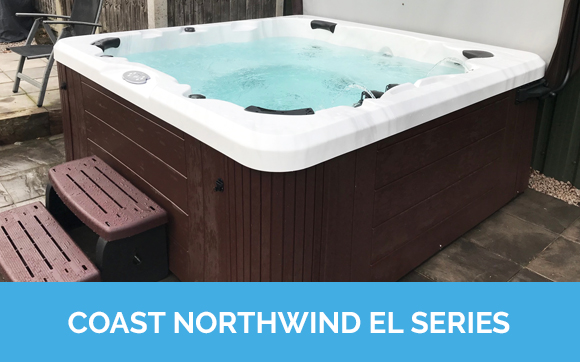 Coast Northwind EL Series Hot Tubs