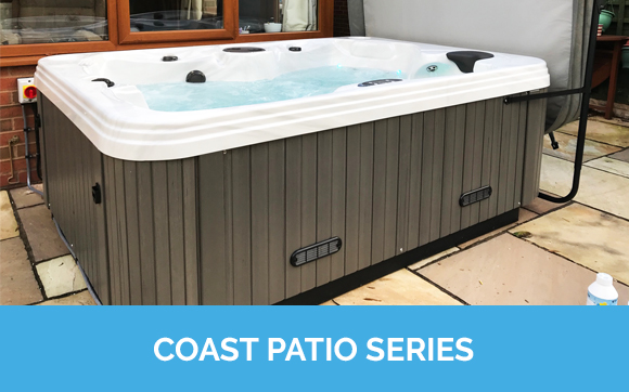 Coast Patio Series Hot Tubs