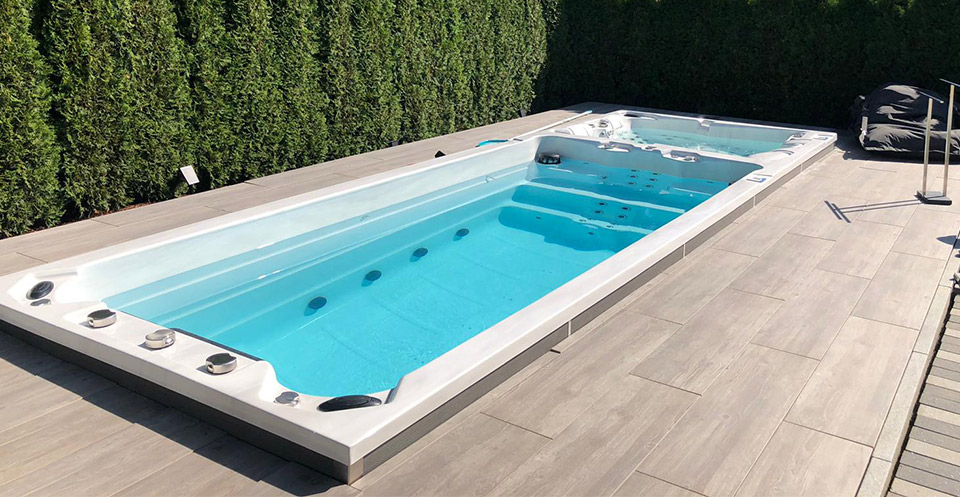 Endless Swimming Pools & Swim Spas in Greater London, Hertfordshire, Essex and Sussex
